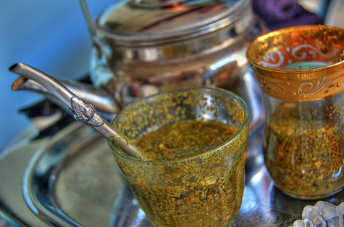 syria tea photo