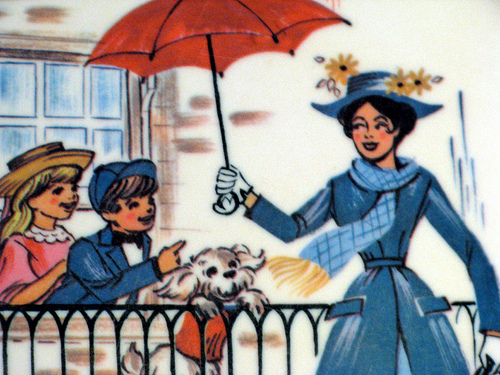 mary poppins child photo