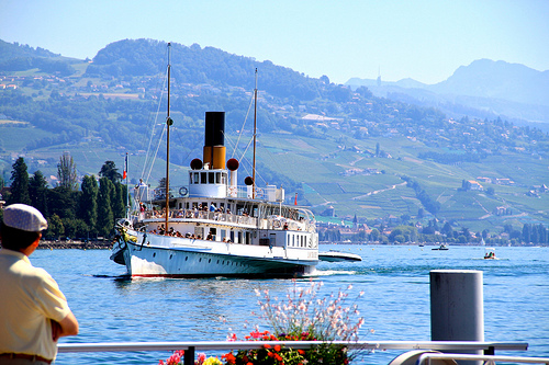steamboat lausanne photo