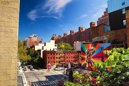 chelsea new york photo