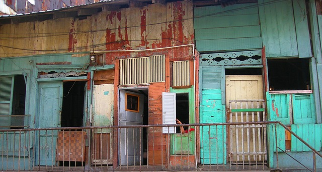 slum photo