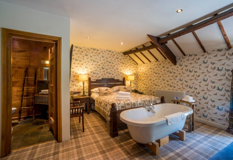 pubs with rooms Yorkshire