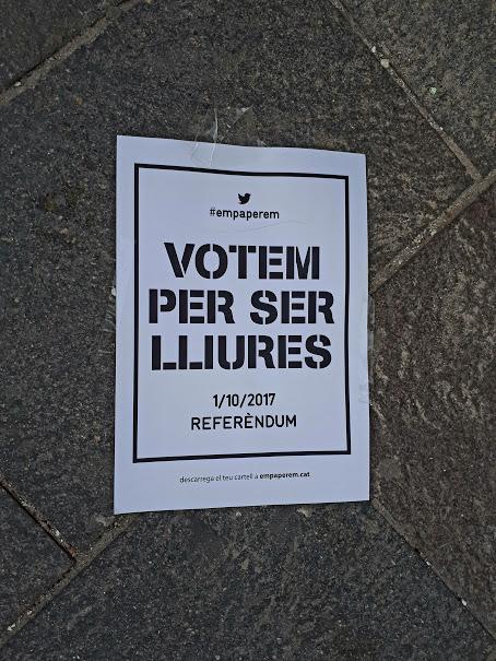 vote poster photo