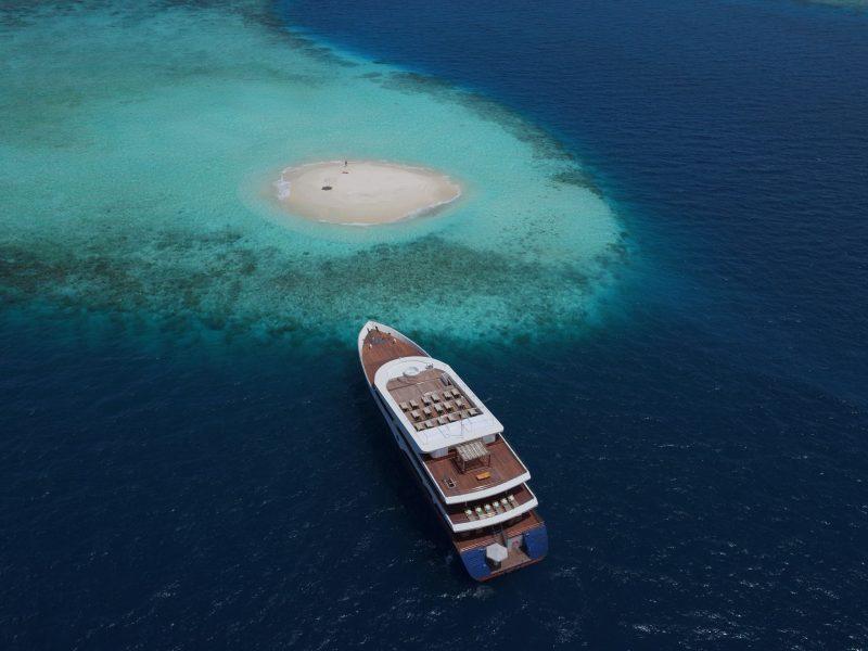 ScubaSpa diving spa Maldives luxury photo