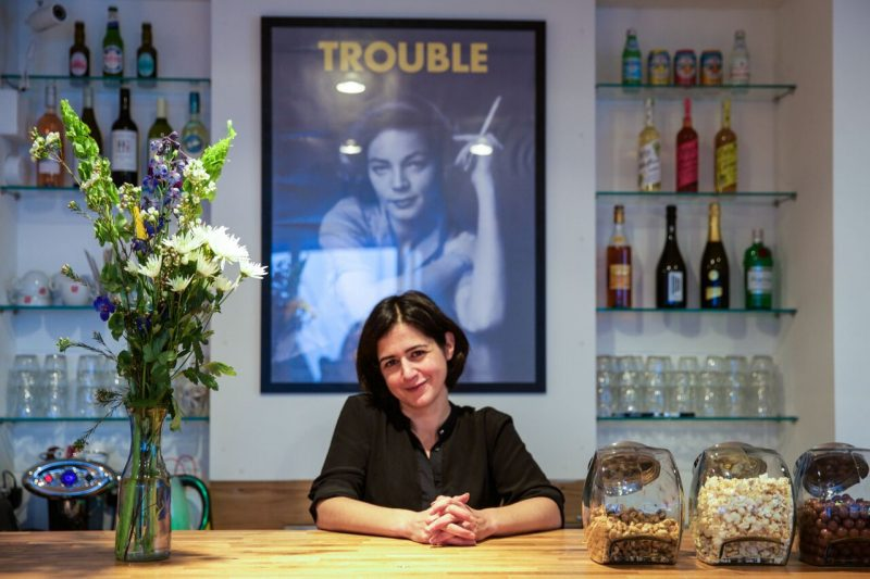 Founder of The Trouble Club Joy Lo Dico photo