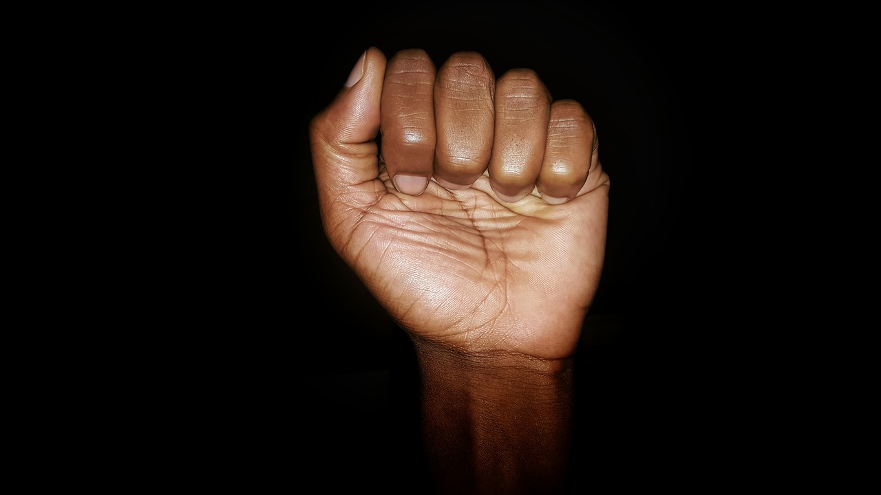 black power photo
