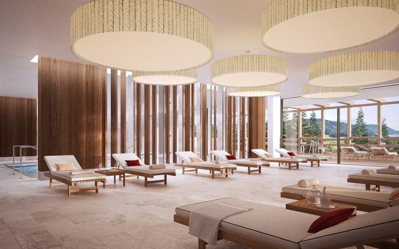 Waldhotel Switzerland burnout retreat