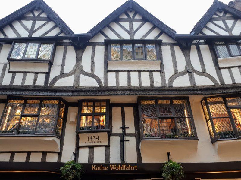 beautiful shop in York
