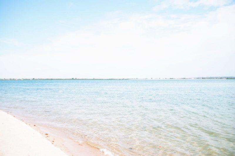 Angola beach photo