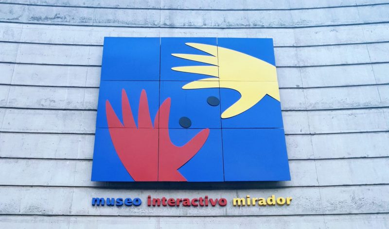 Day out with the kids in Santiago - the Museo Interactivo Mirador