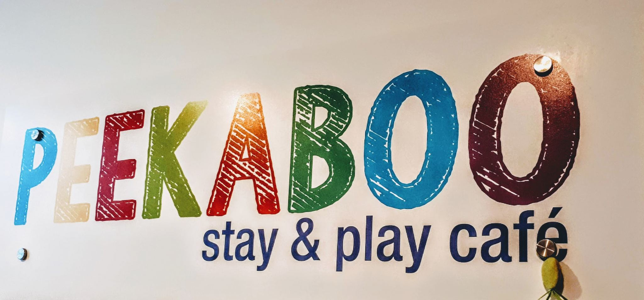 Peekaboo play cafe Santiago