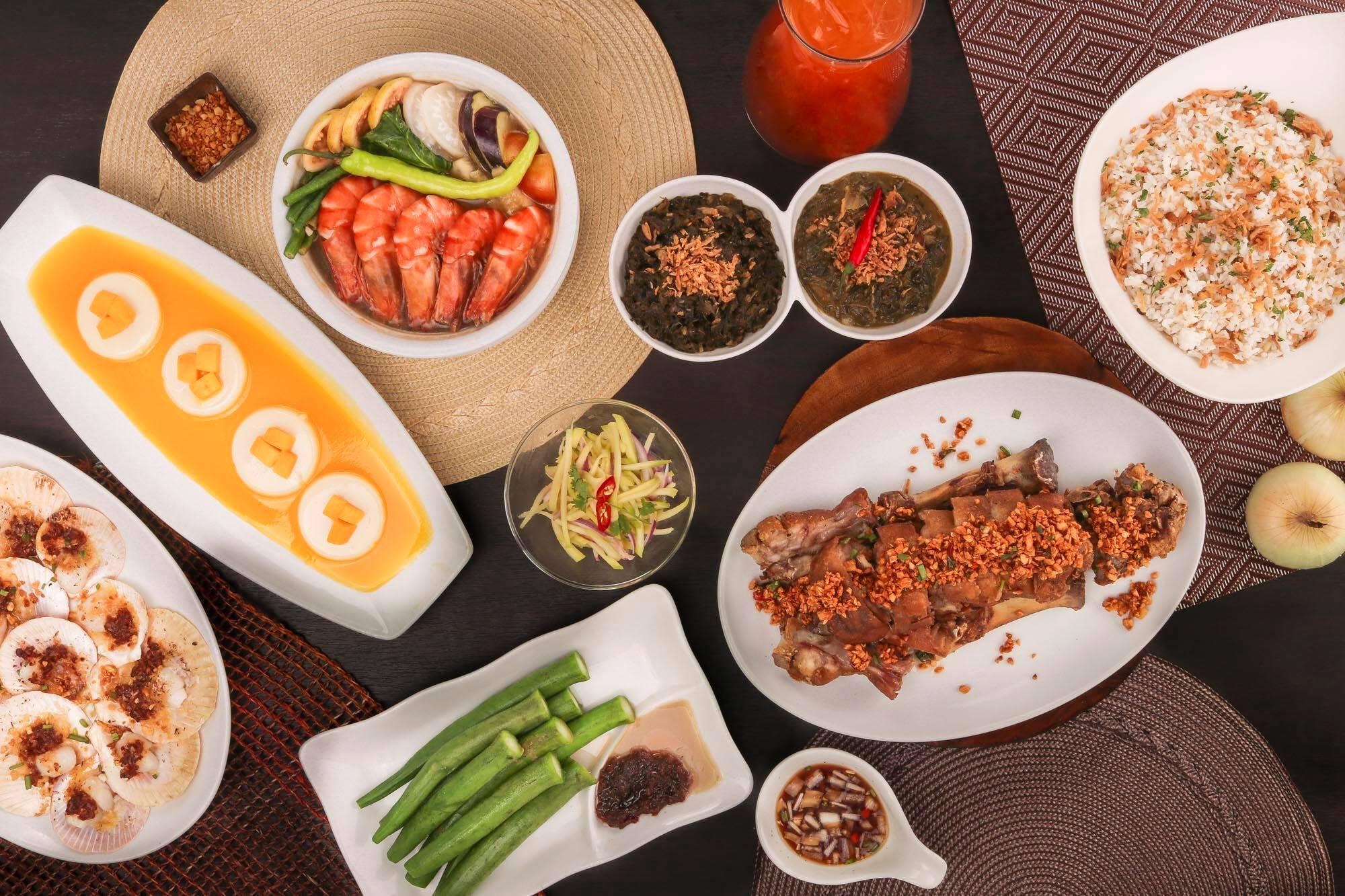 Mesa restaurant food, Manila