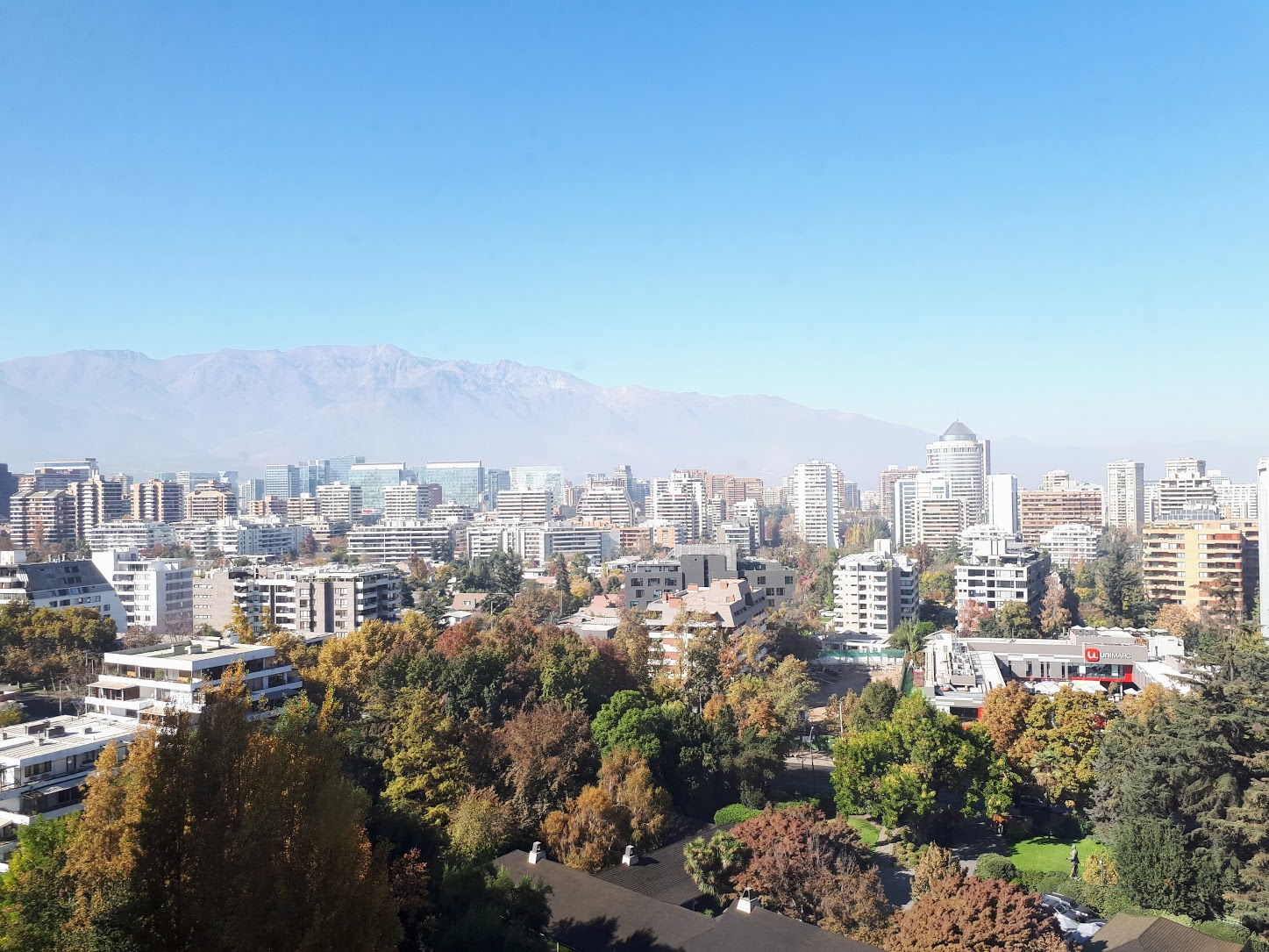 cost of living in Santiago de Chile
