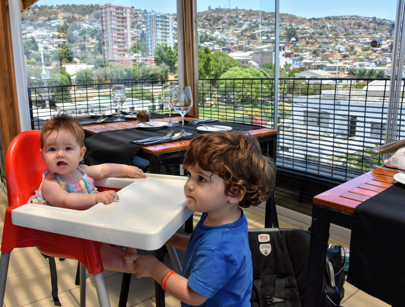 Valparaiso child friendly restaurant