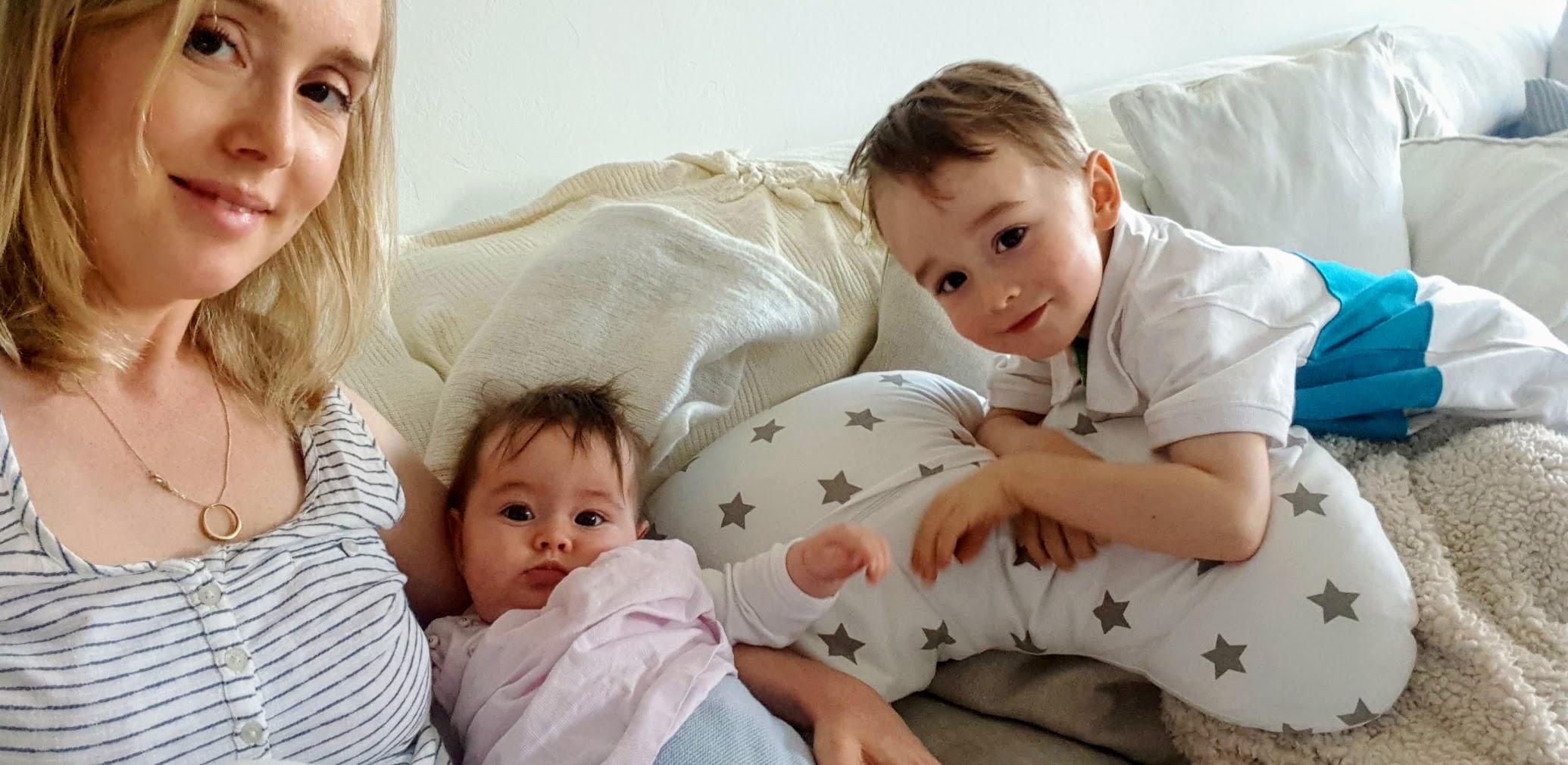 life with three kids