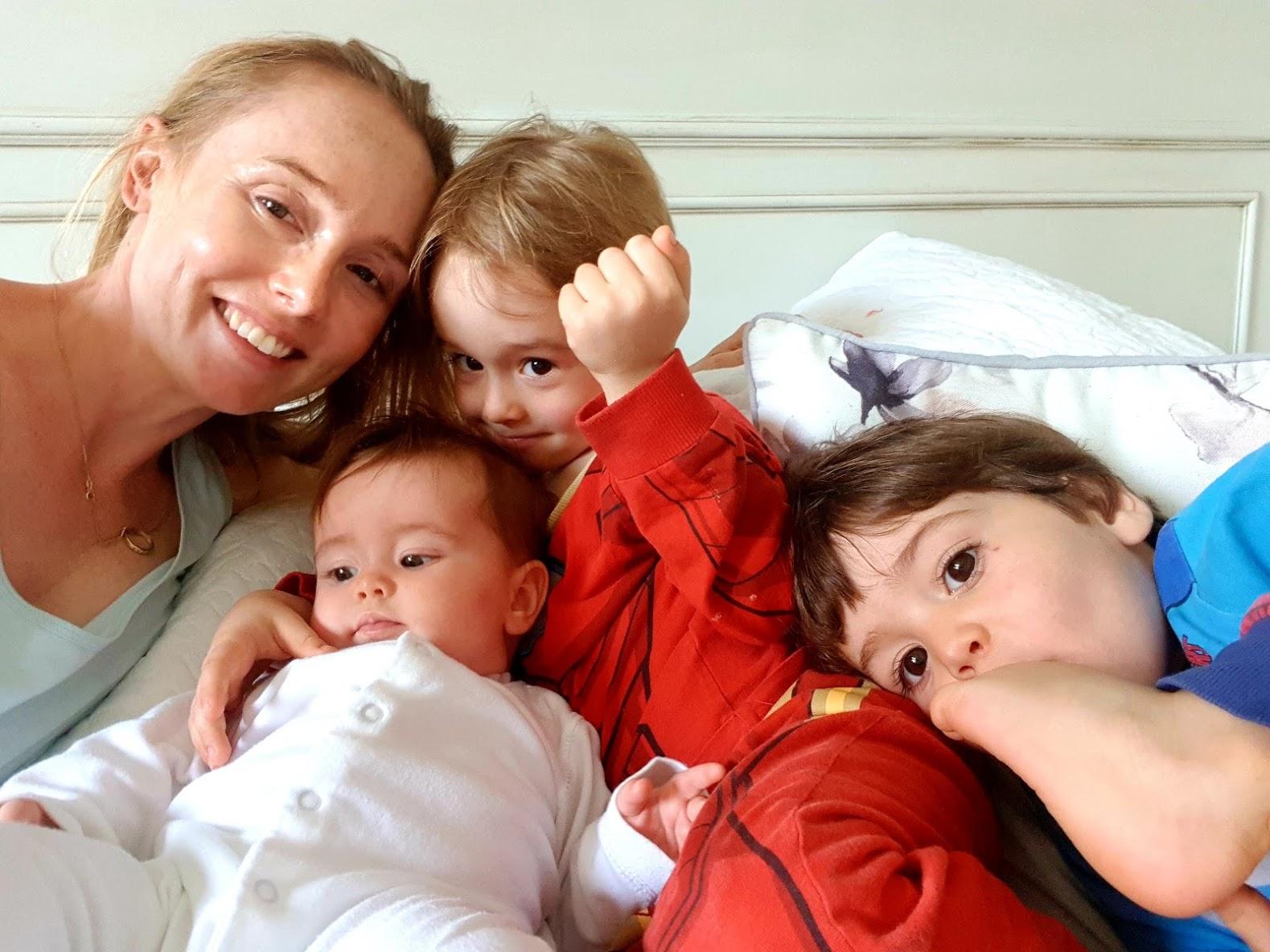 the realities of expat motherhood