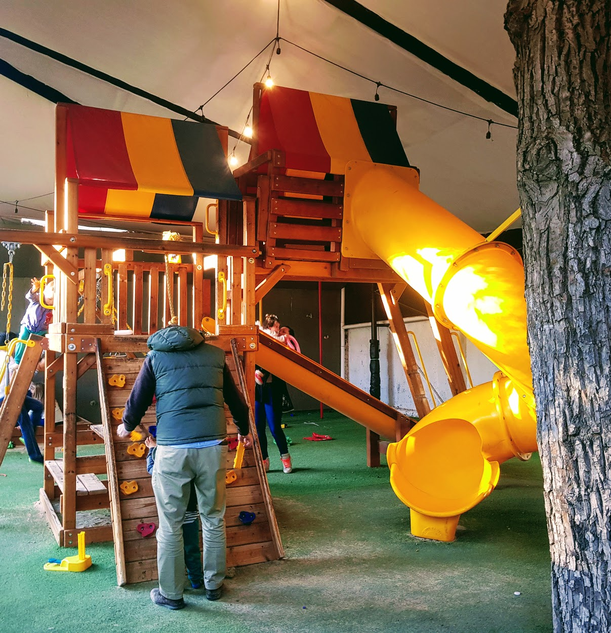 Mattarello play area