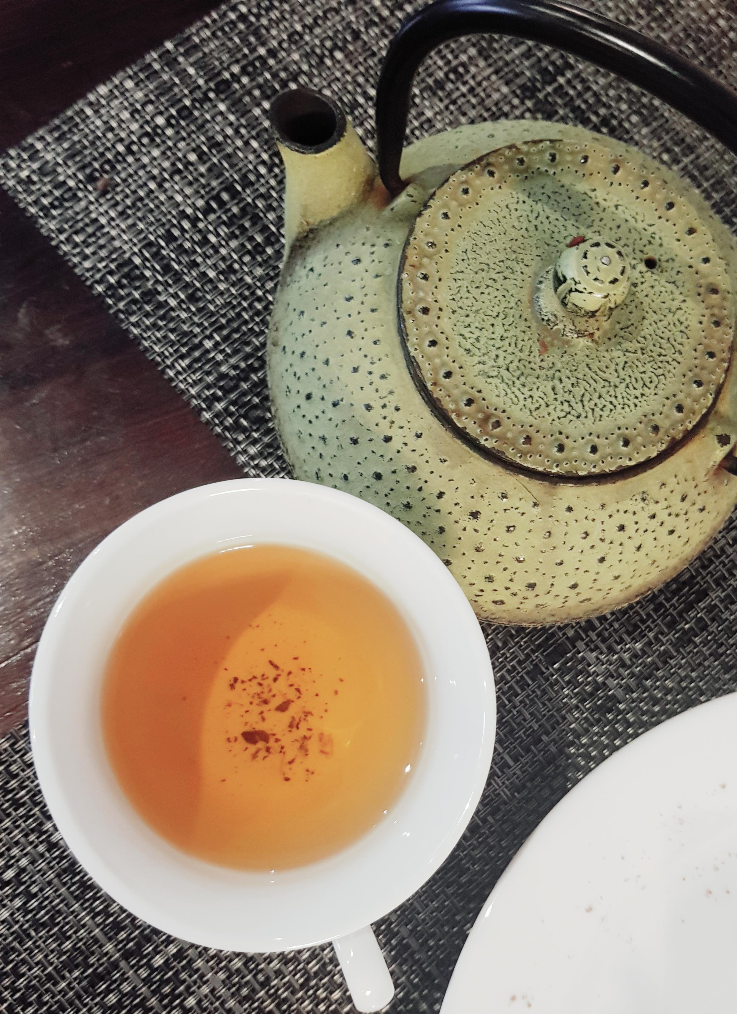 cafe caju tea