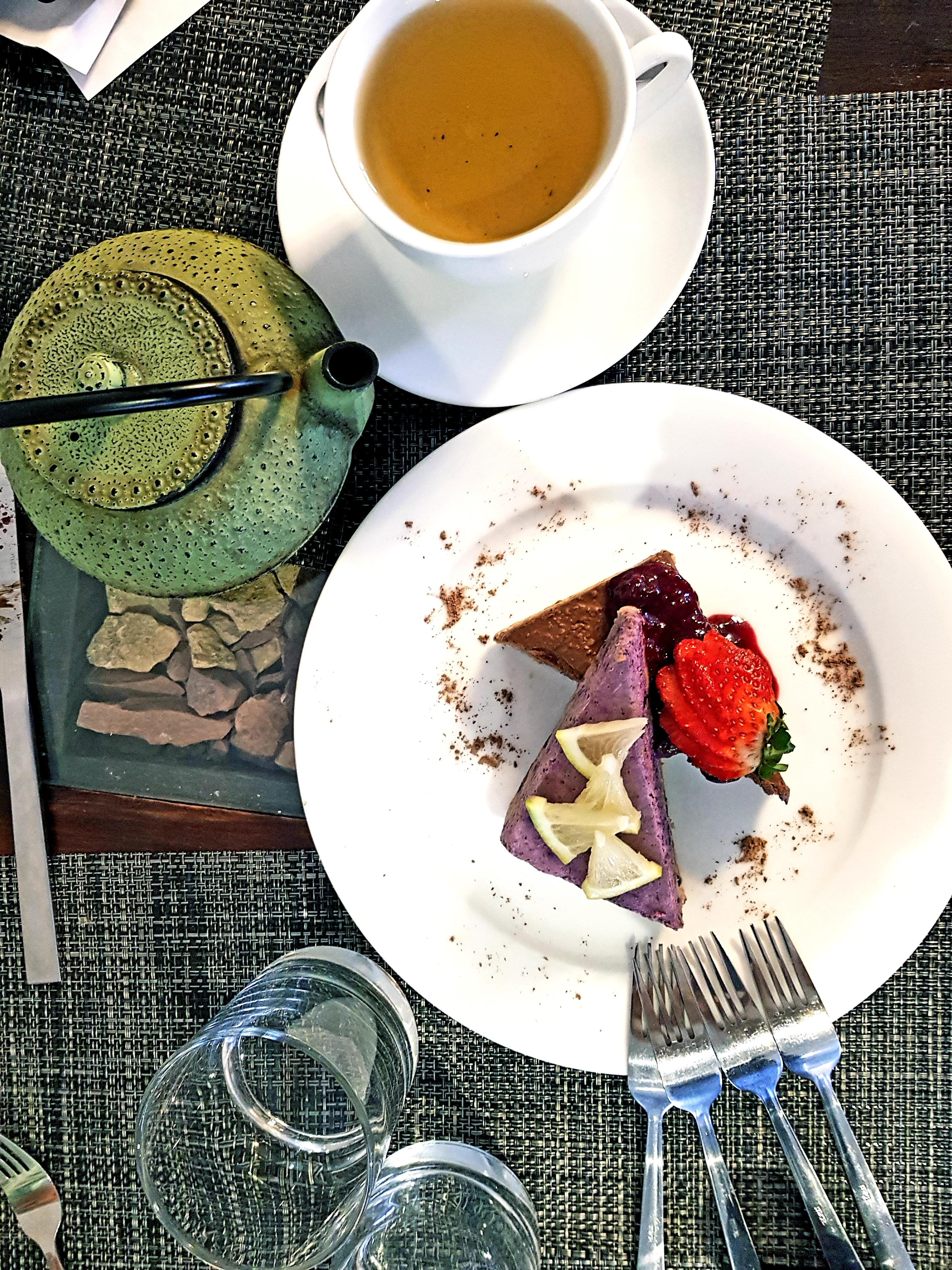 Cafe Caju menu