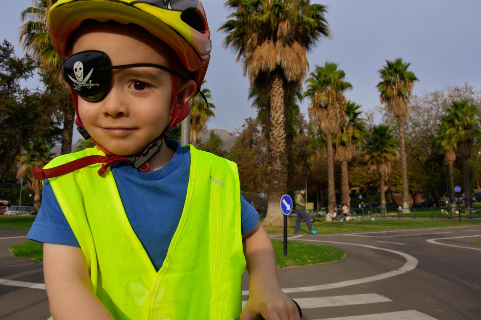 bicycle park, las condes