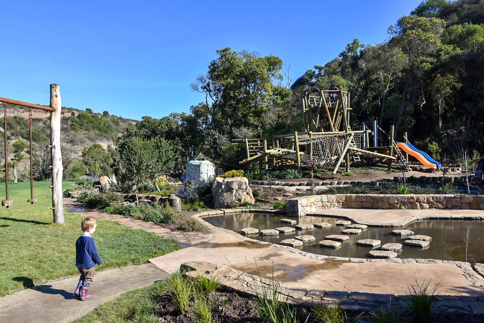 Tricao playground