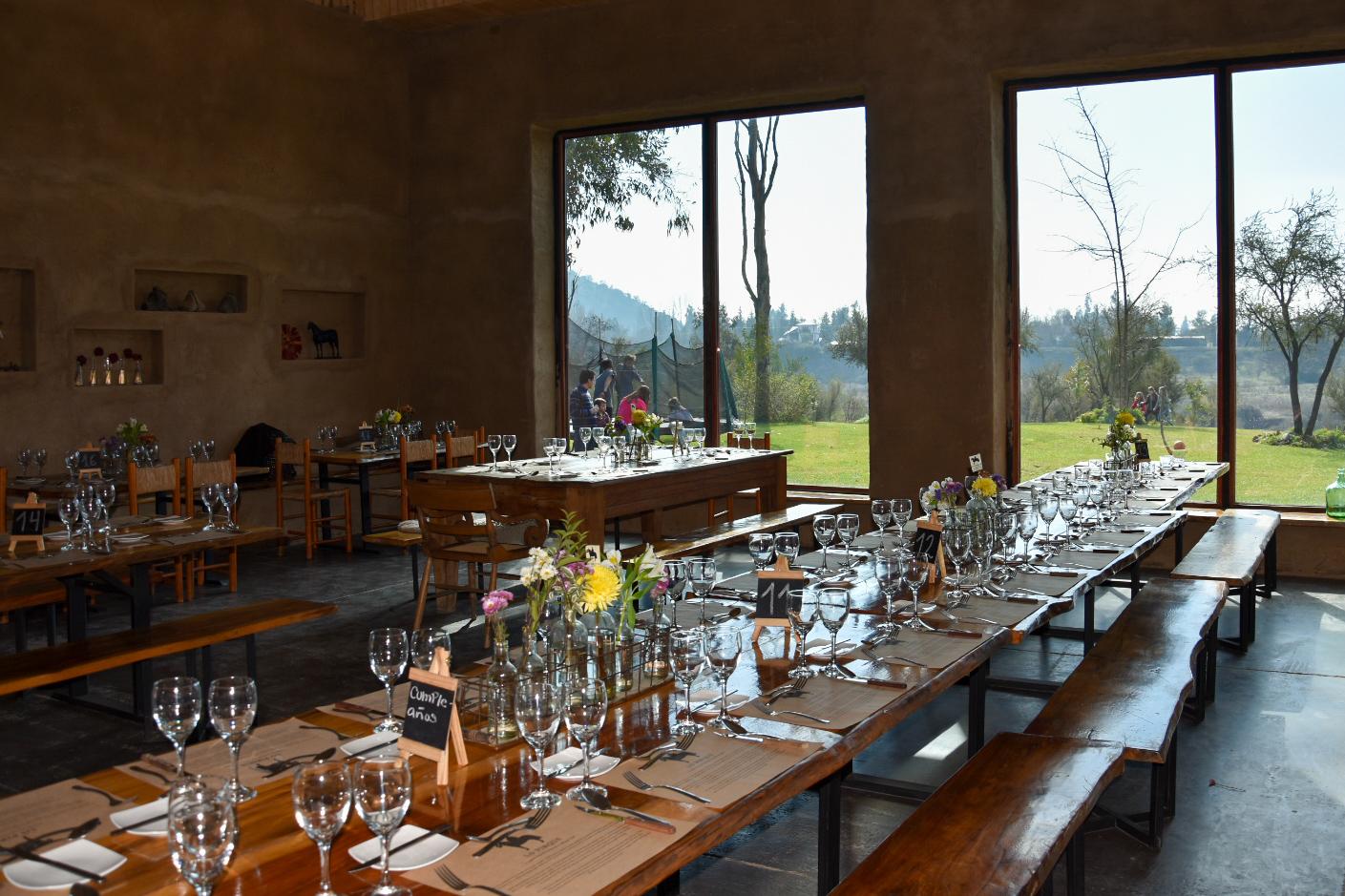 Lo Pirque restaurant