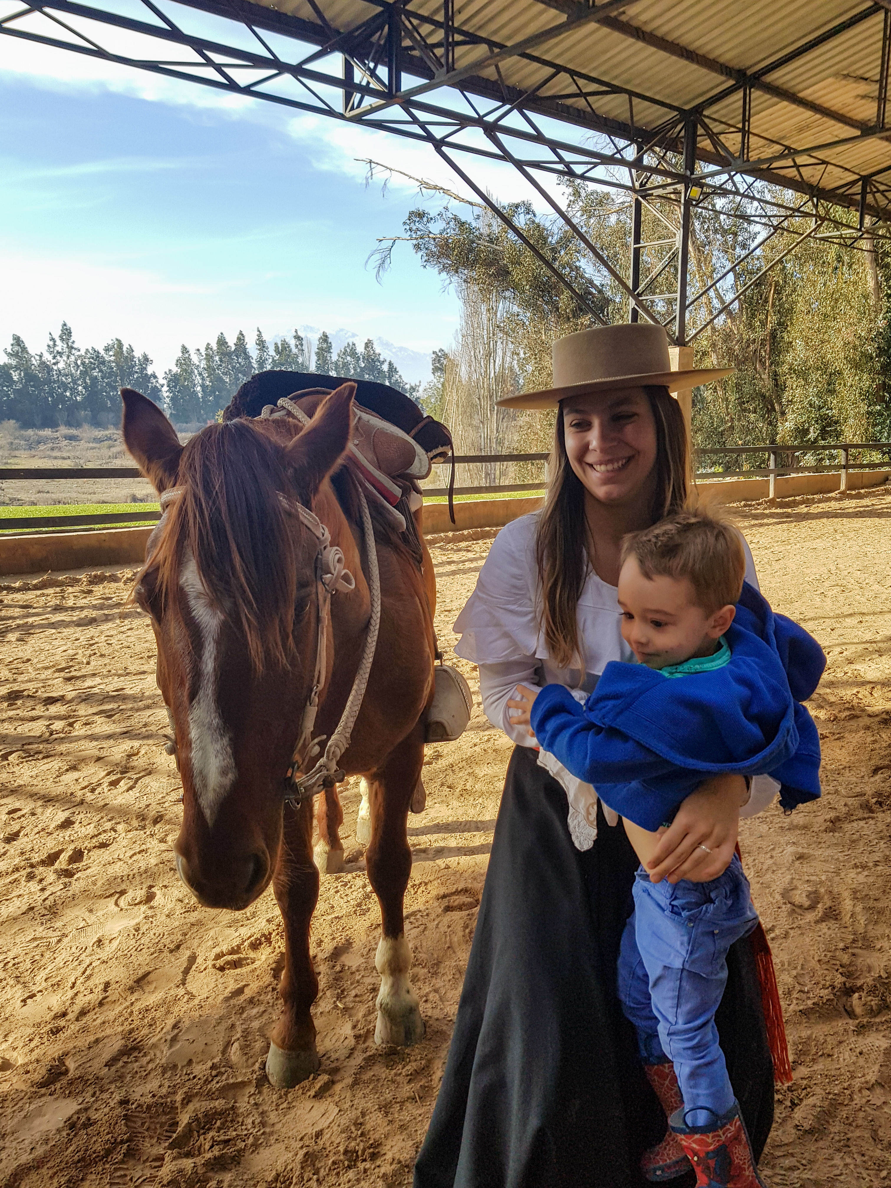 horse rides for children