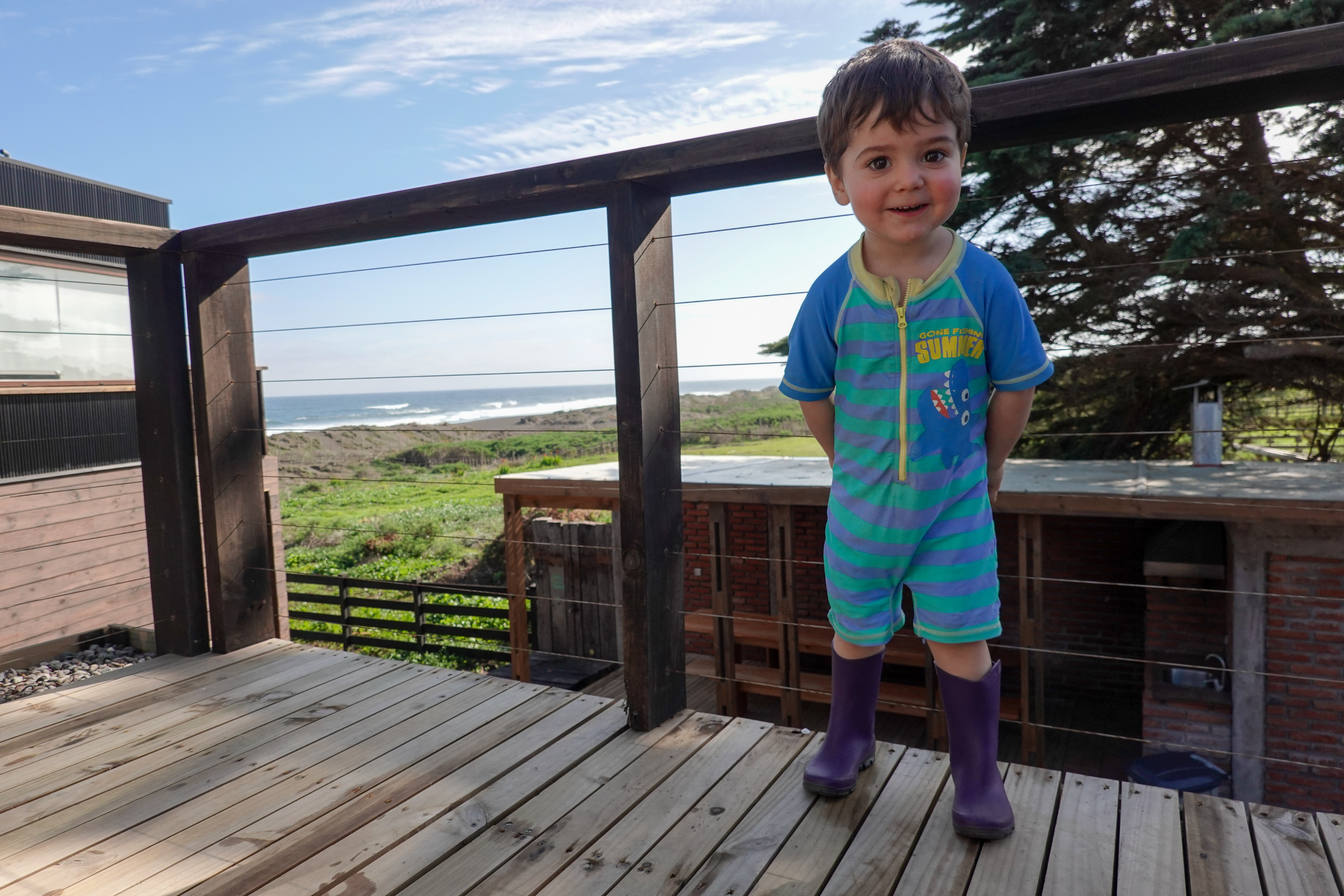 Pichilemu beach for kids