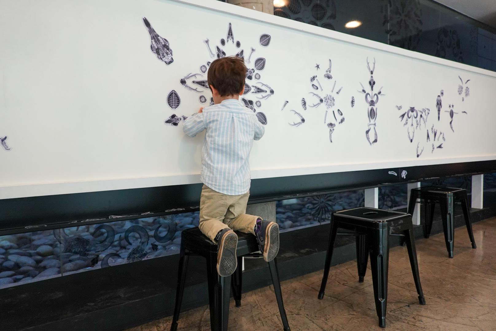 interactive gallery santiago