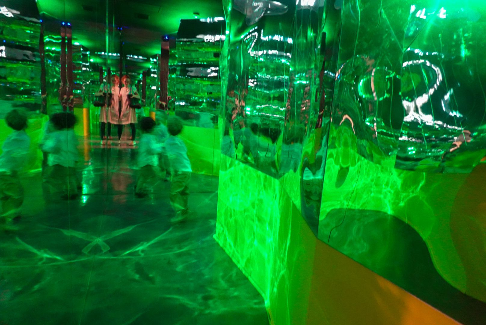 interactive zone Centro Cultural Palacio de La Moneda