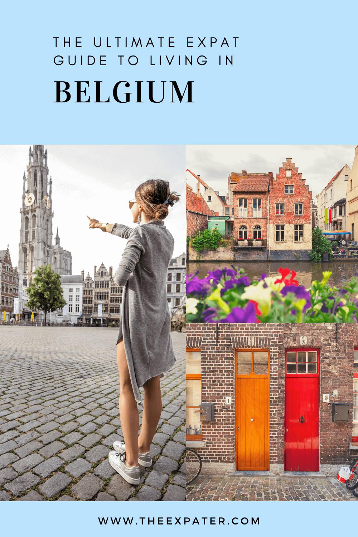 living in Belgium tips