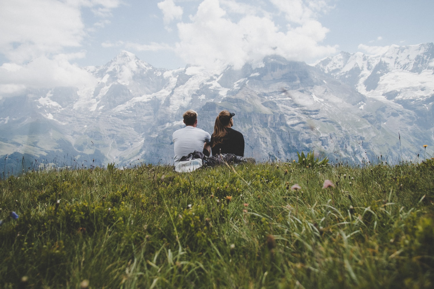 moving to Switzerland as a couple