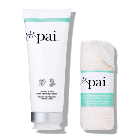 Pai Camellia and Rose Gentle Hydrating Cleanser para pieles sensibles