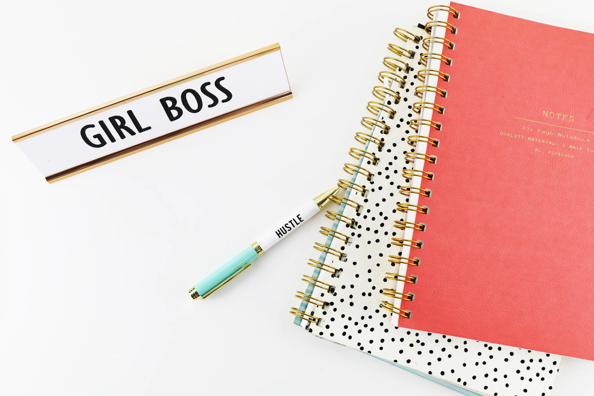 girl boss office
