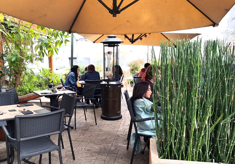 Vegan Cafe Santiago