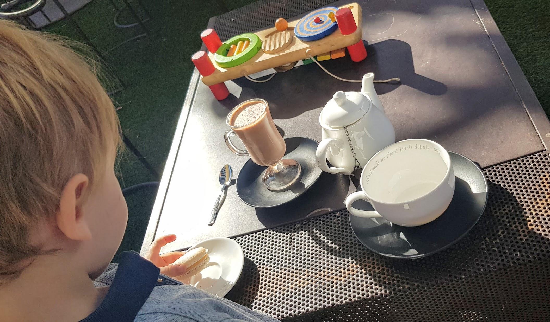 Cafe for children Santiago