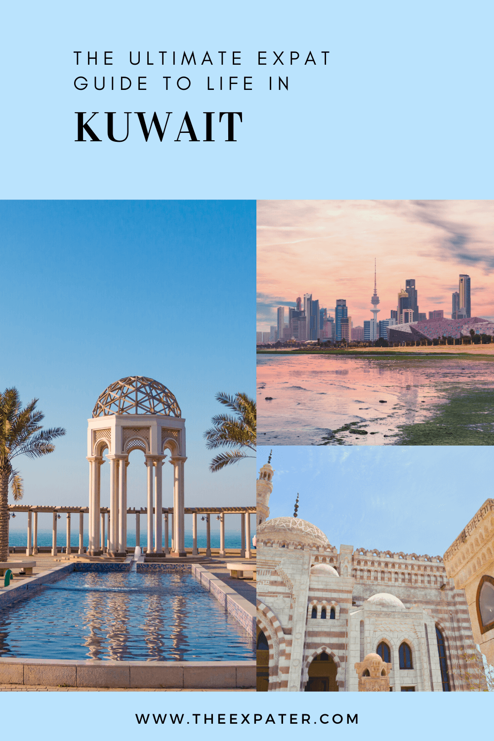 a guide to life in kuwait