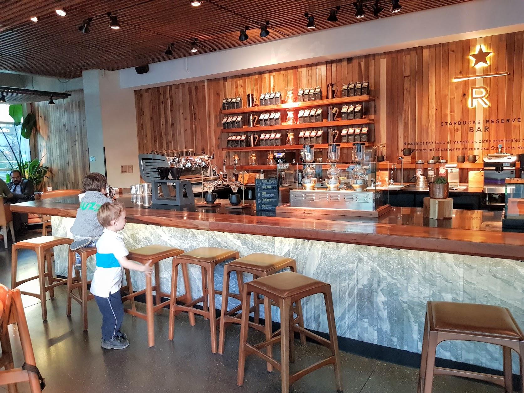 Starbucks Reserve Santiago