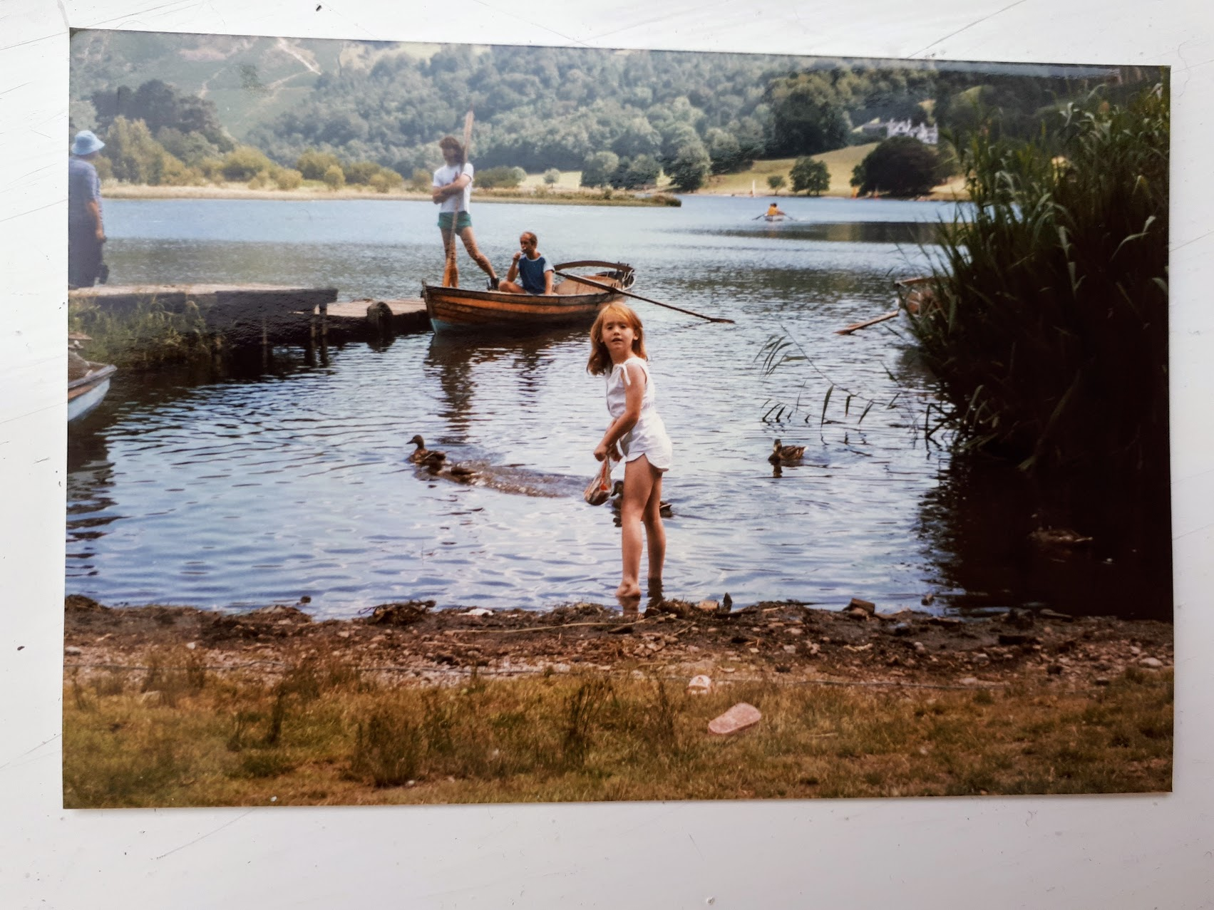 child at Windermere