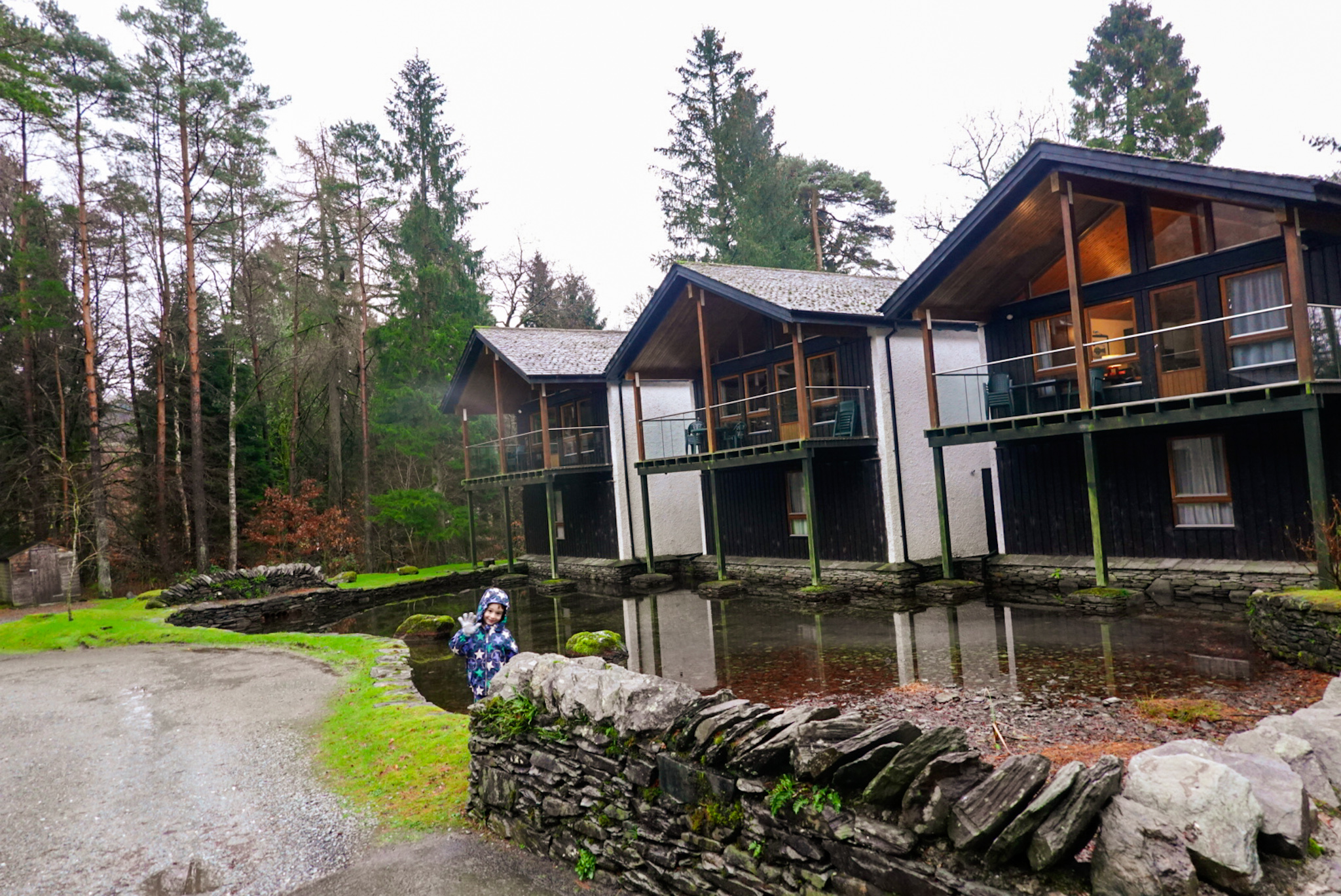 Langdale lodges
