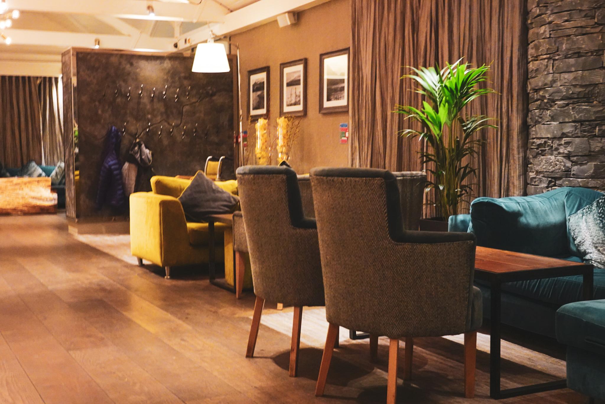 Langdale Hotel bistro