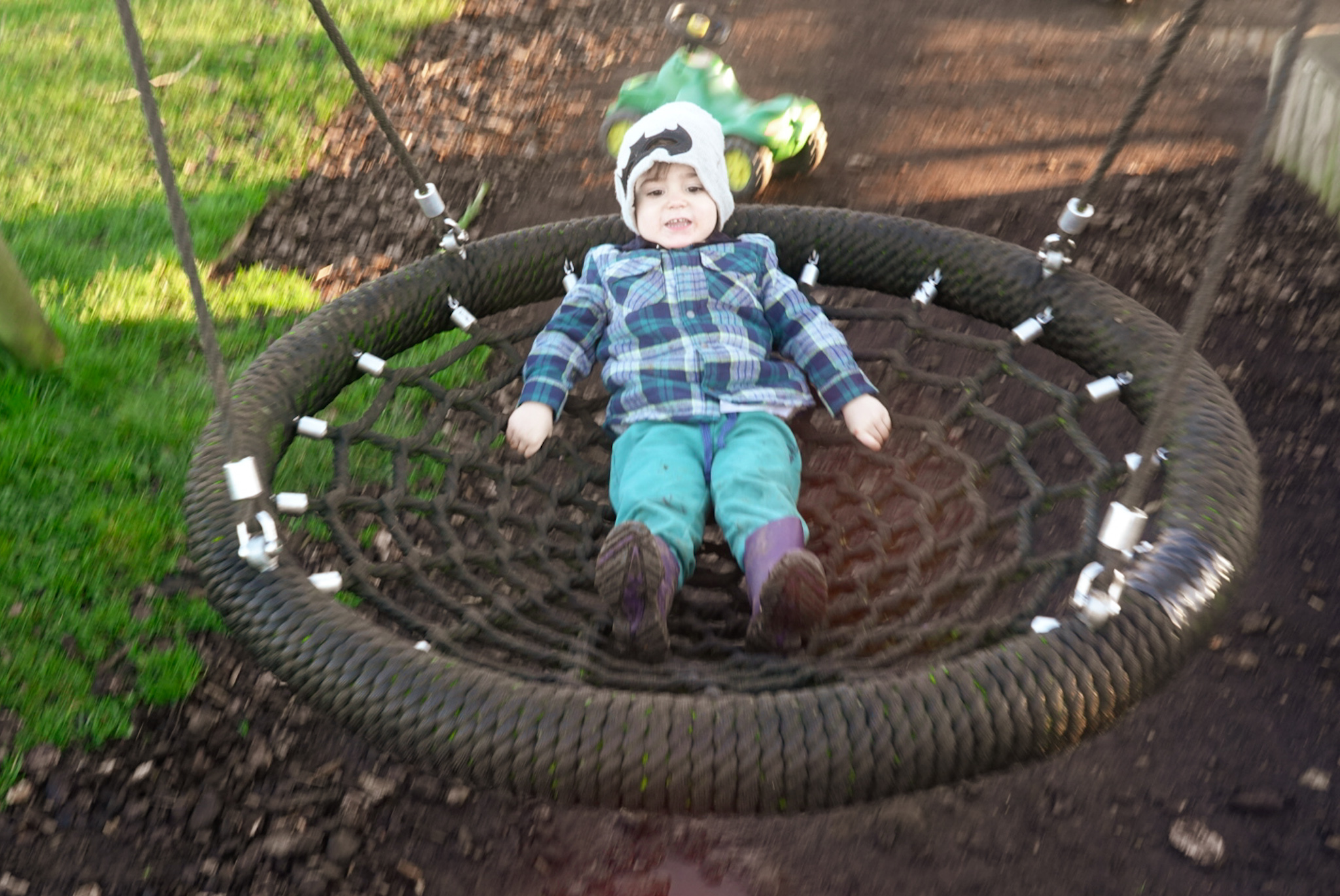 High Parks playground