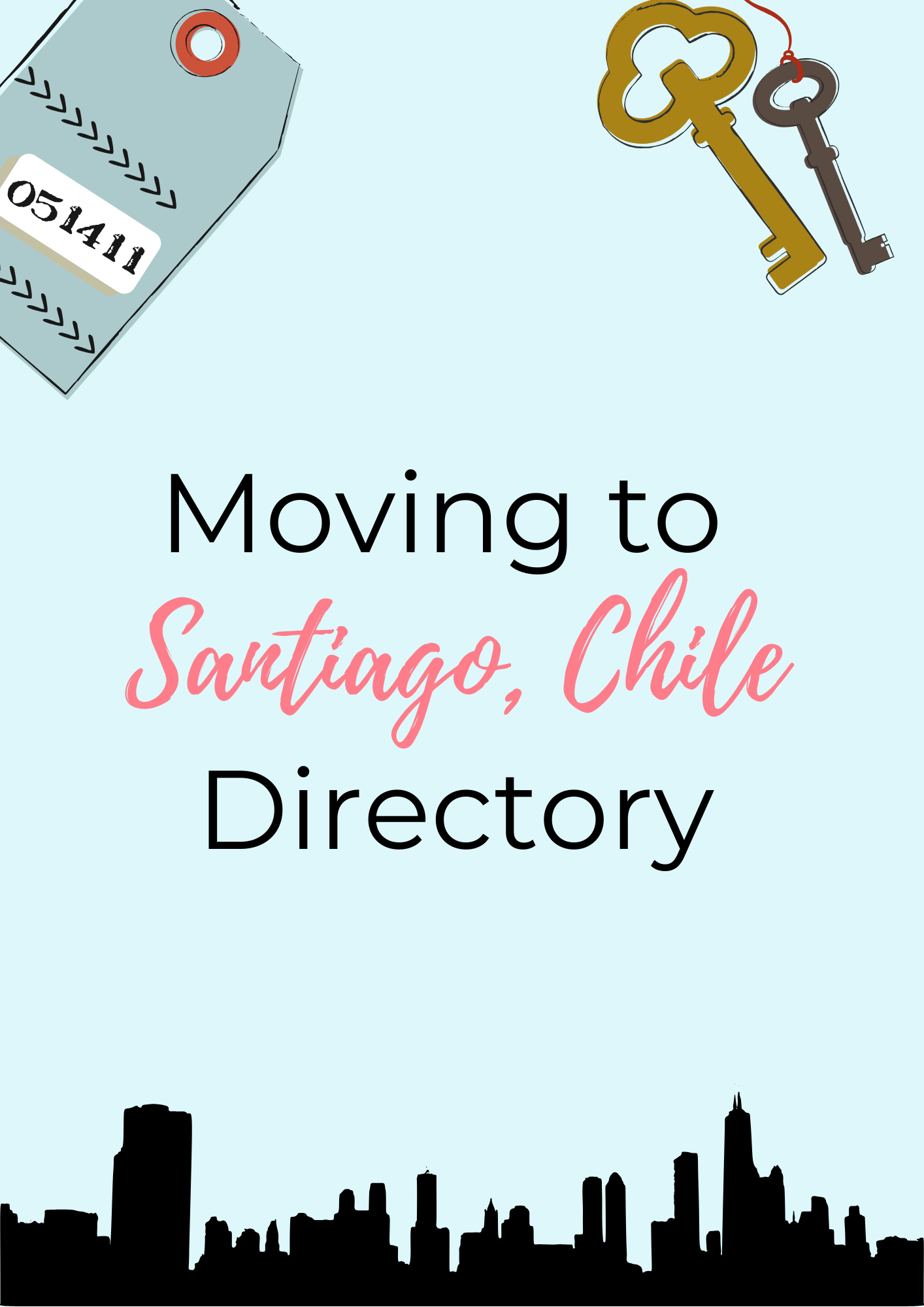 Santiago directory for expats