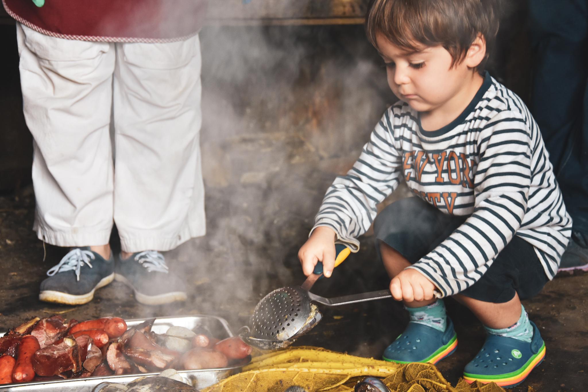 Curanto, Chiloe island, things to do