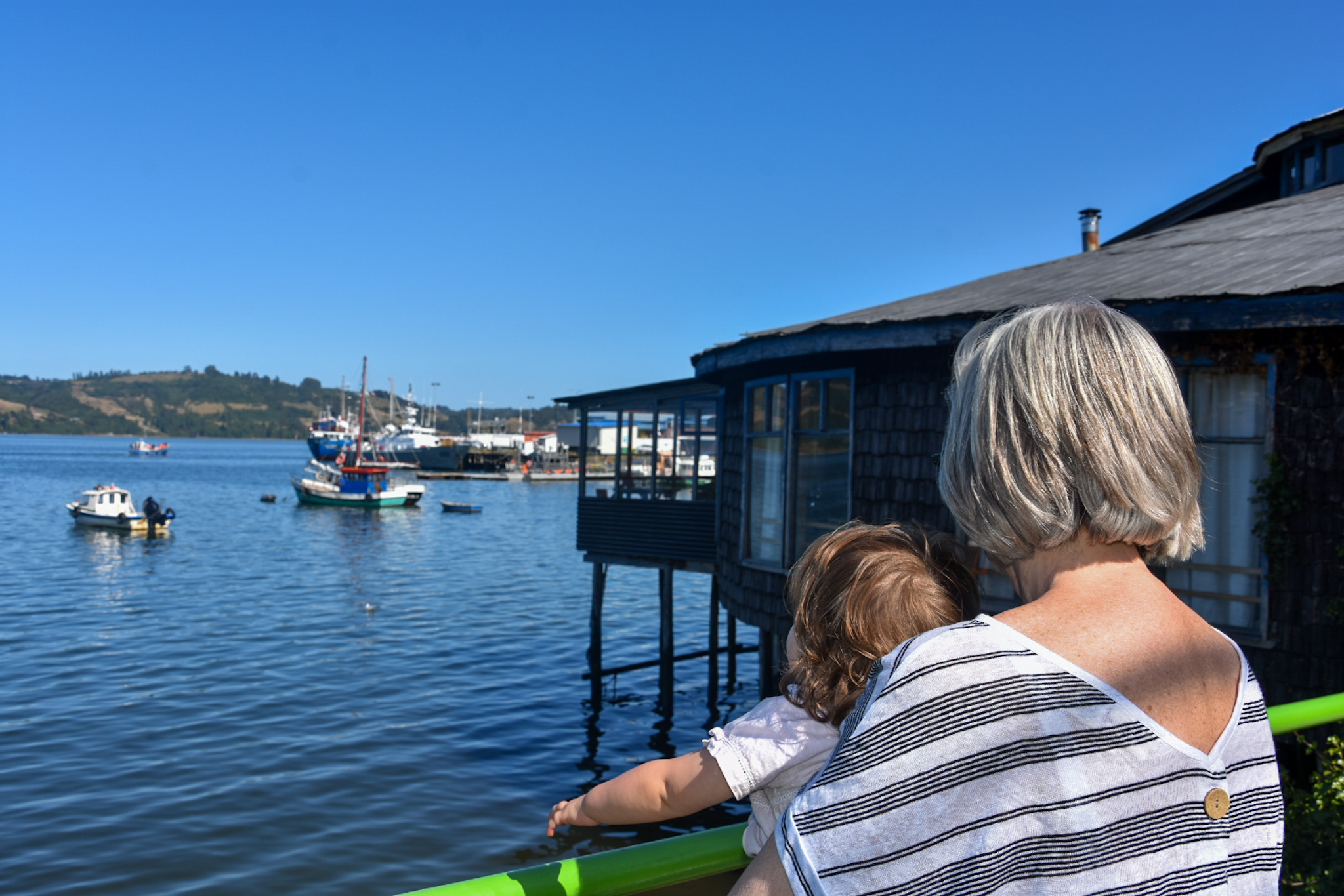 Day trip to Castro, Chiloe