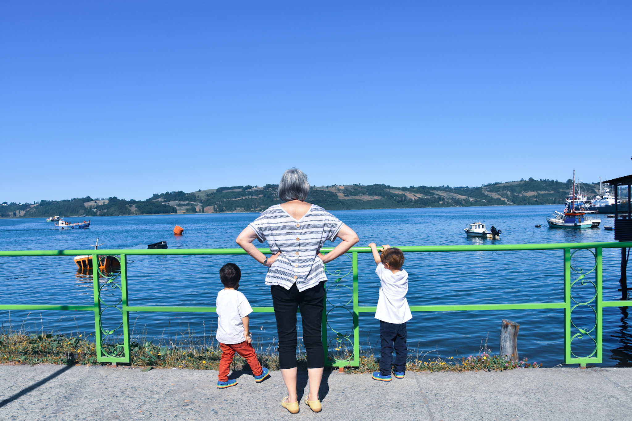 family holiday in Chiloe