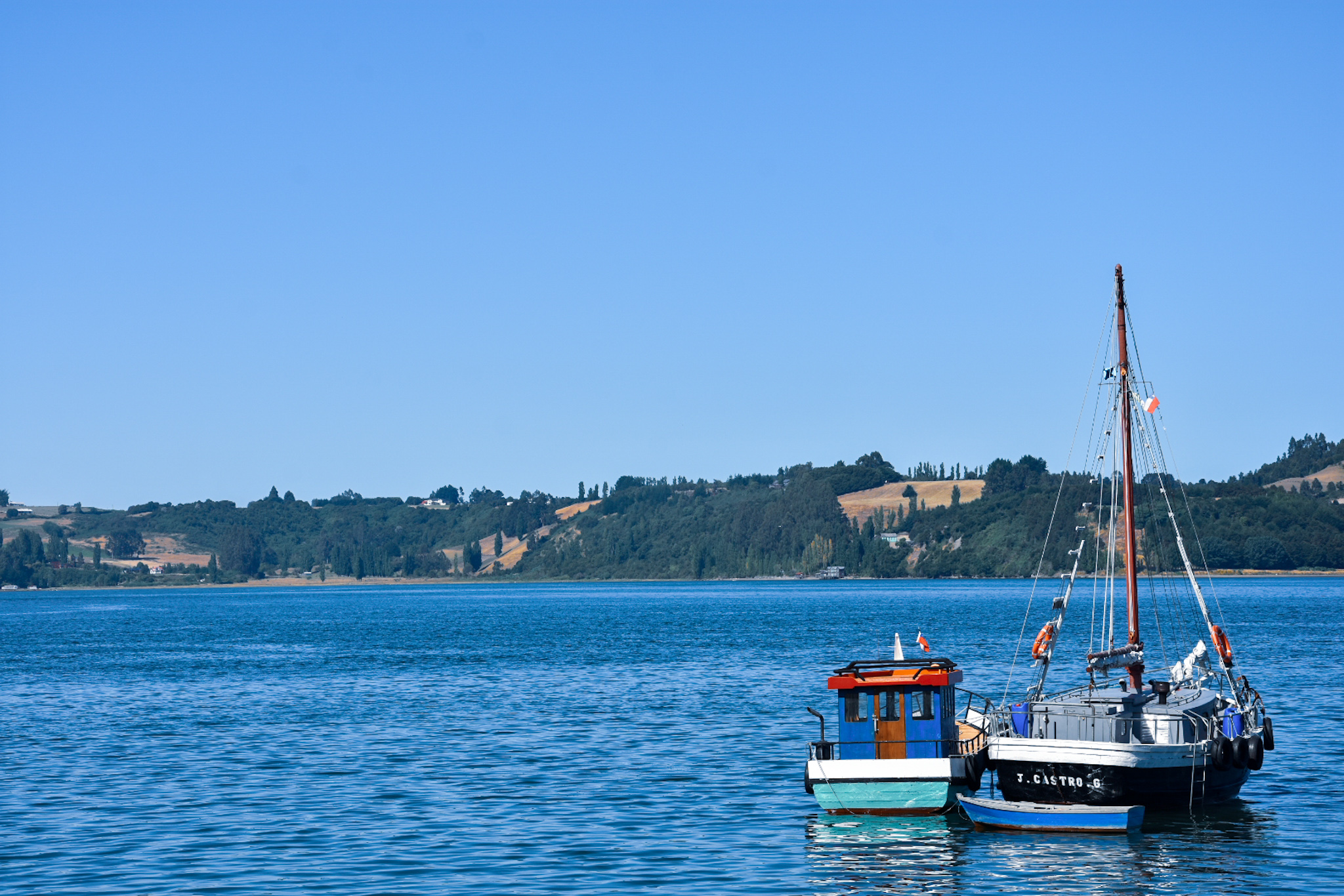 Castro waterfront