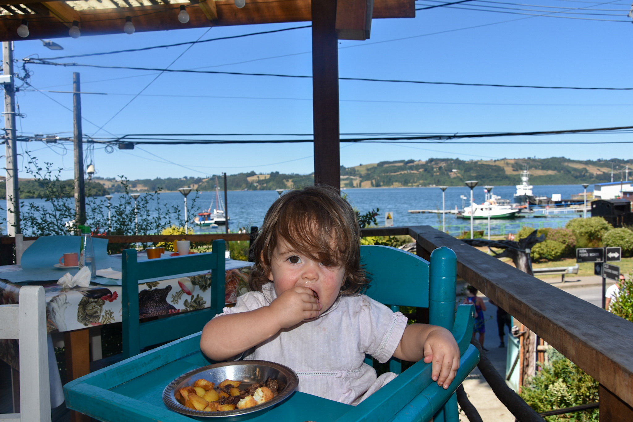 great restaurant for kids Chiloe