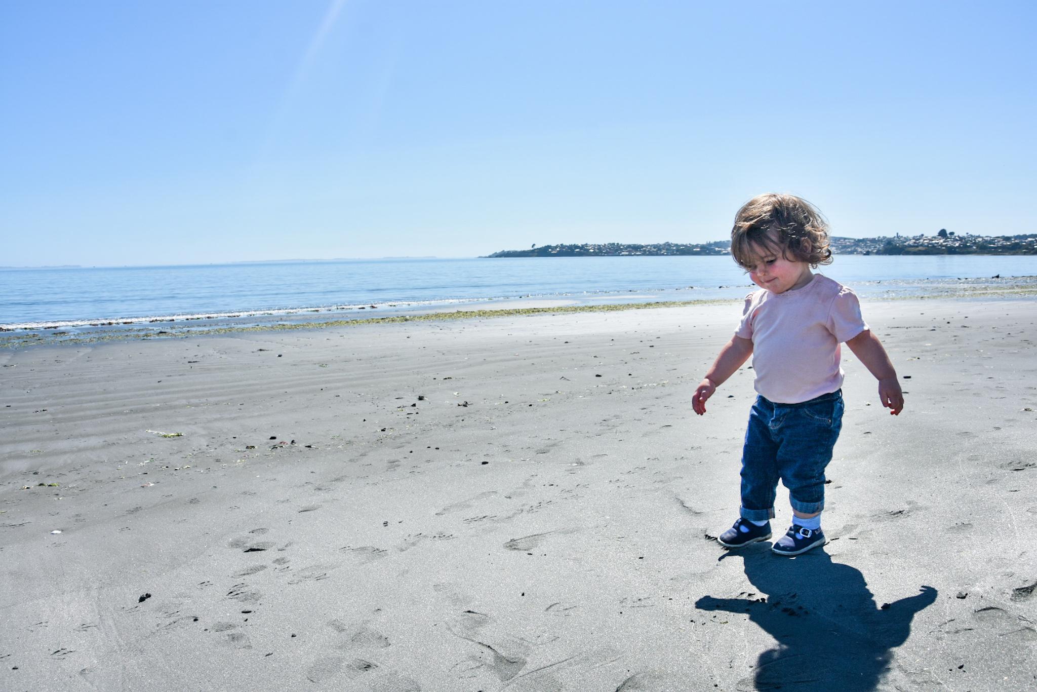 Chiloe beach