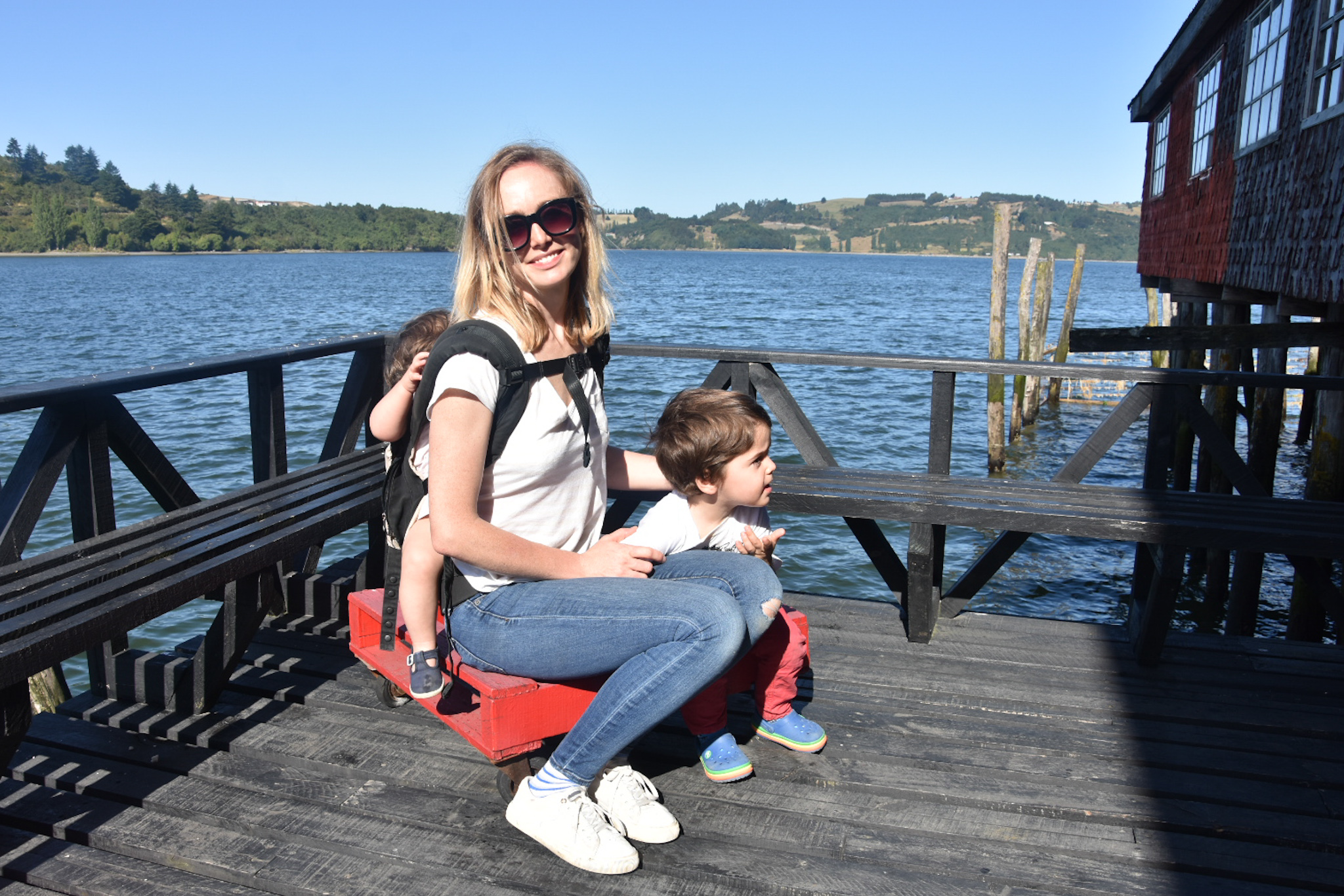 family day trip to Castro, Chiloe